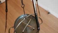タナおすすめ激安トライポッドの使い方!焚き火料理やダッチオーブンに最適