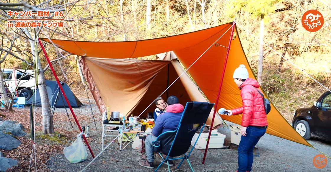 テント テンマクデザイン サーカスTC タープ テンマクデザイン TCコネクト ヘキサ ソルムバージョンの写真