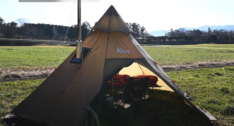 Mega Horn Ⅲ Shelterの写真