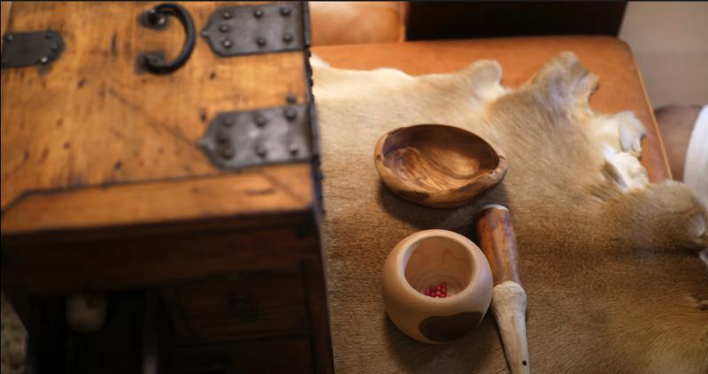 KIMAGUREさん制作のすり鉢とすりこぎの写真
