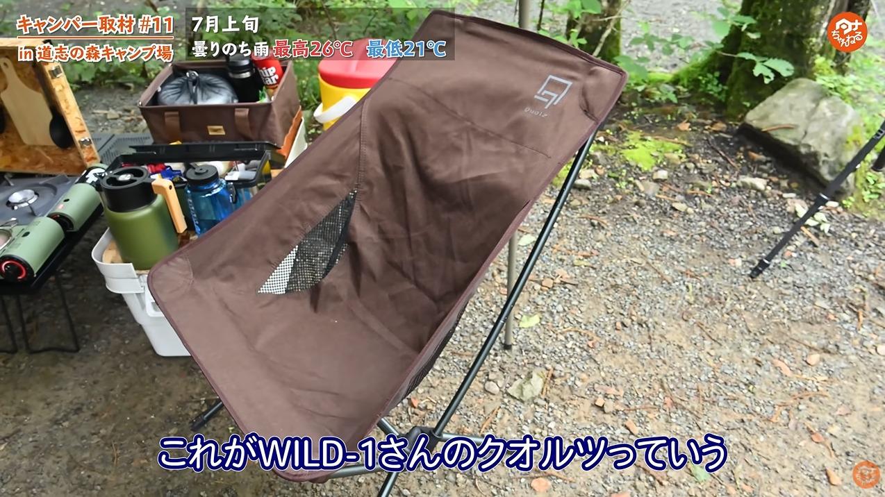 チェア:【WILD-1】クオルツ