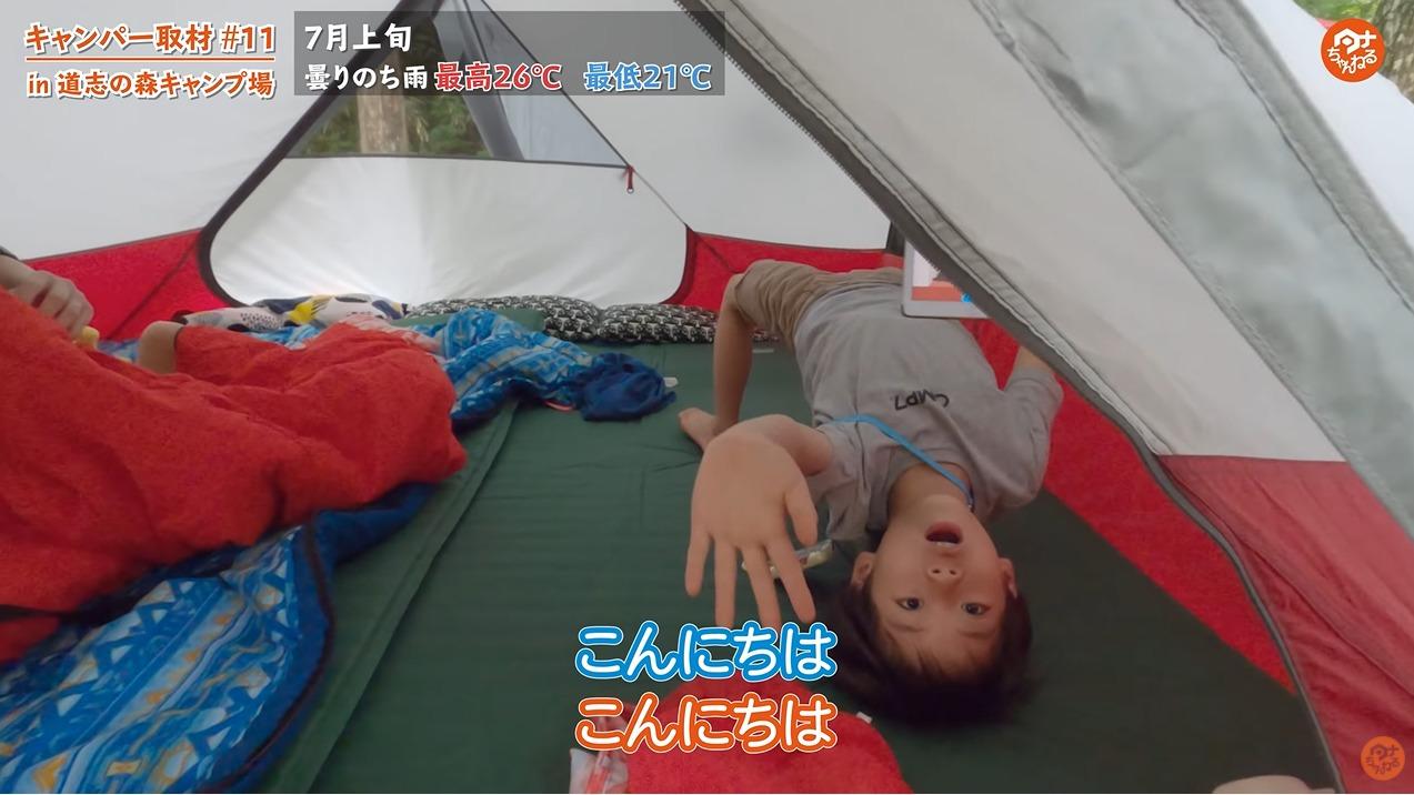 テント:【MSR】エリクサー4テント
