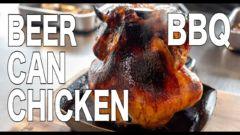 【激ウマ】ビア缶チキンの超簡単レシピ!ほったらかし調理でパリパリジューシー