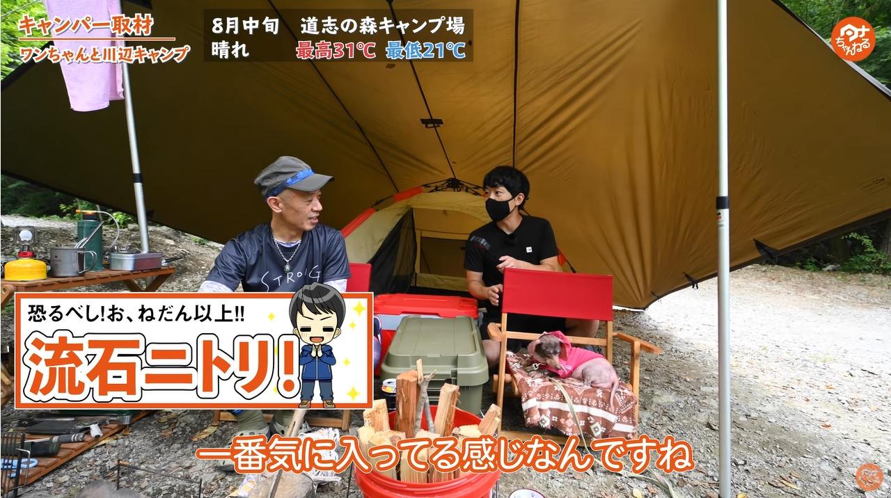キャンプ ニトリ 椅子 安い