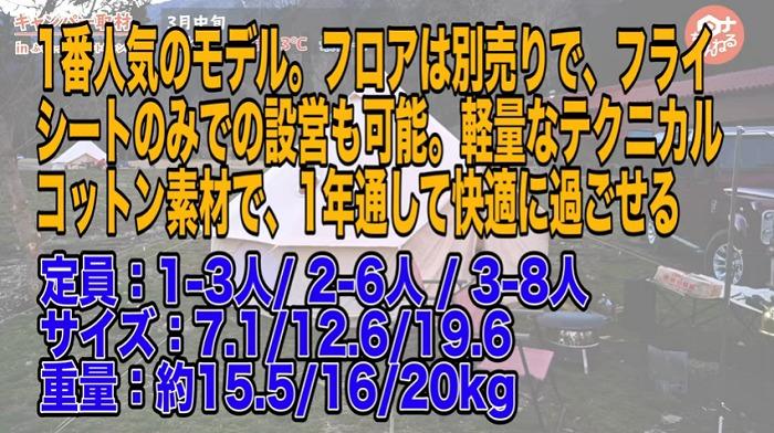 【NORDISK(ノルディスク)】アスガルド 19.6