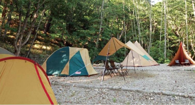 赤城公園キャンプ場