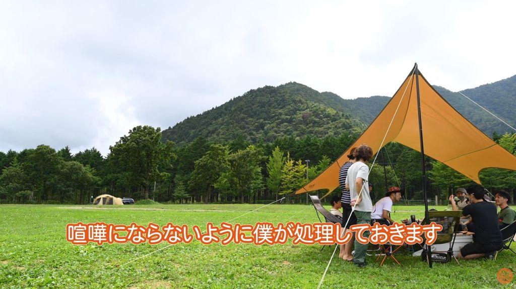 キャンパーさんおすすめのキャンプ場