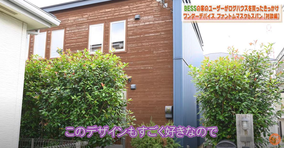 bessの家 ログハウス 木の家 住みごごち レビュー アウトドア