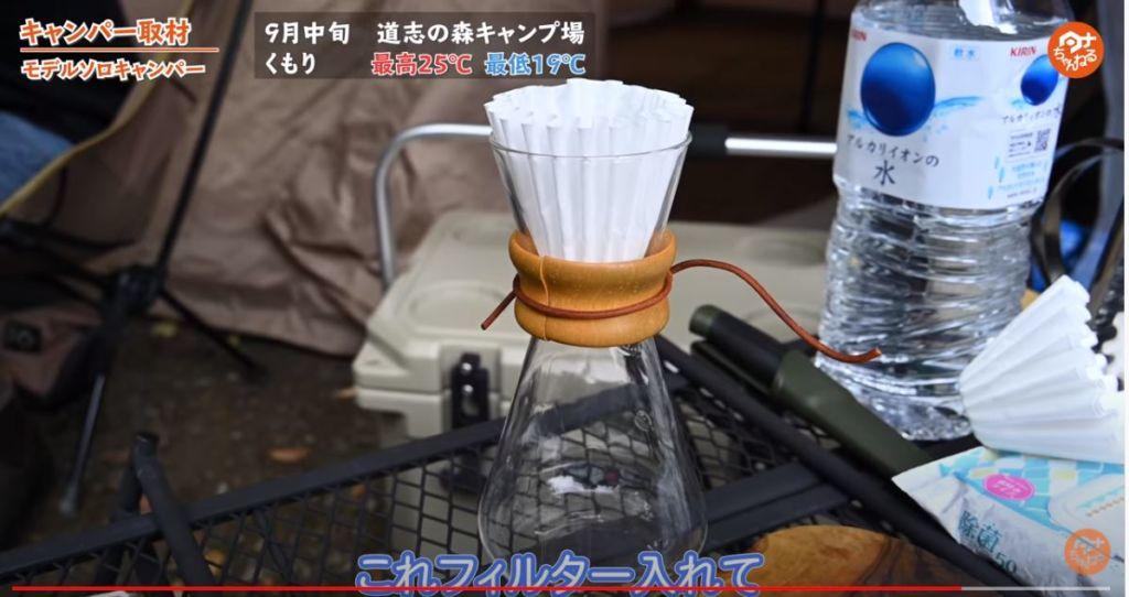 コーヒードリッパー:【ケメックス】
