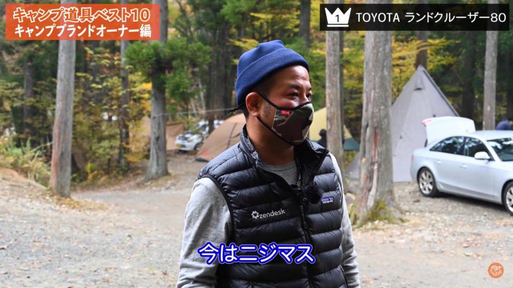 第1位 愛車:【トヨタ】ランドクルーザー80