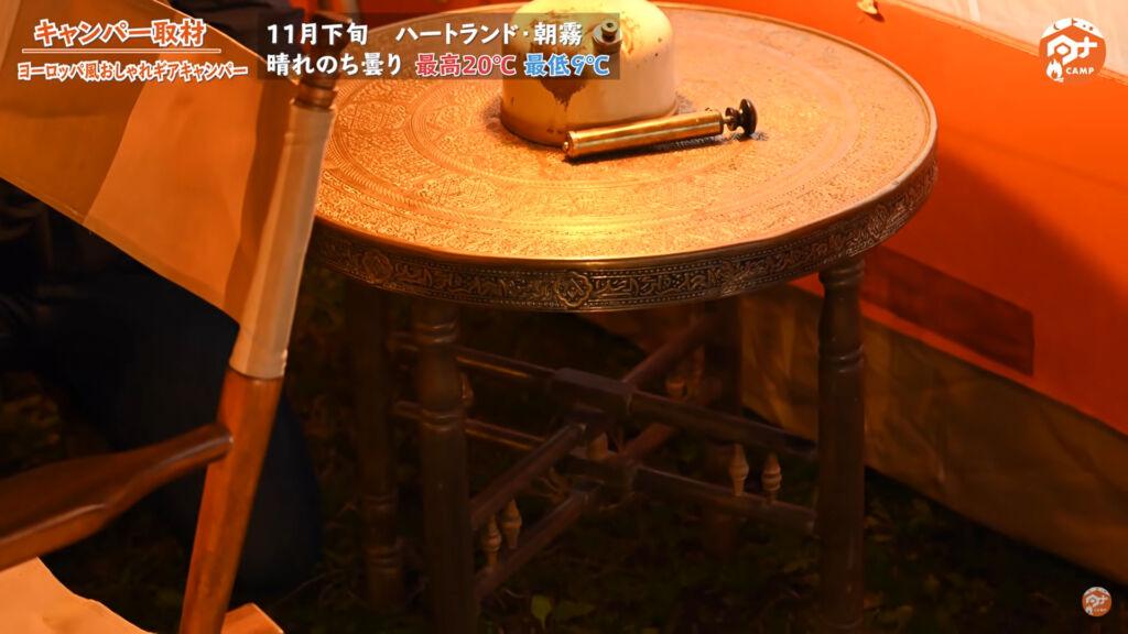イギリス製テーブル