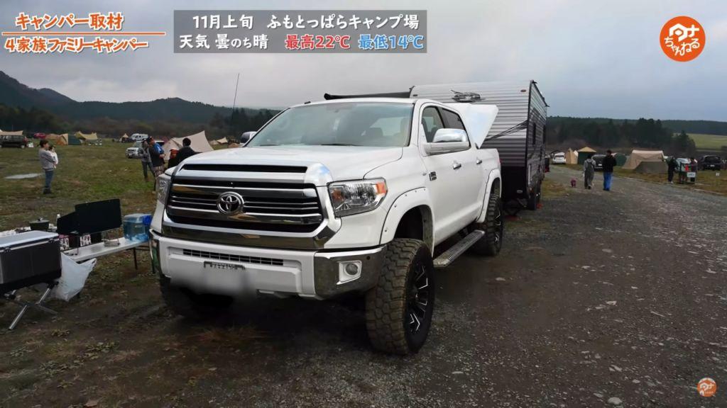 愛車 :【トヨタ】タンドラ