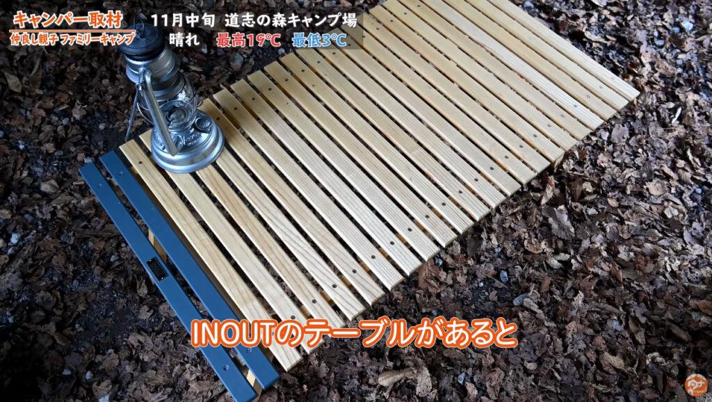 テーブル:【INOUT】Standard Table