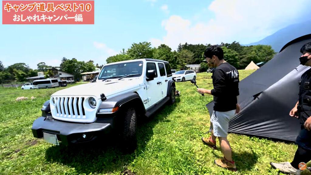 Jeep ラングラー スポーツ